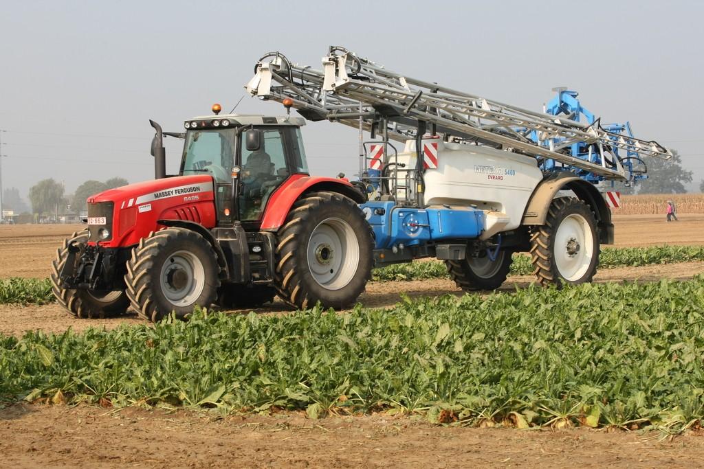 Оцінка сільськогосподарської техніки