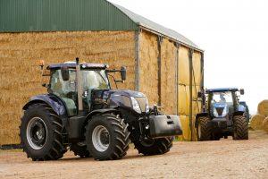 Запчастини на трактора, навантажувачі New Holland (2)