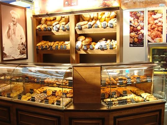 магазин для продажу випічки, солодощів та іншого
