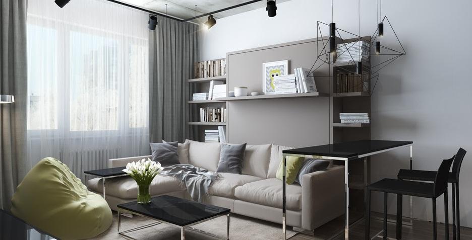 Оцінка кімнати і квартири