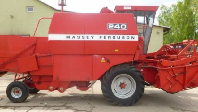 Запчастини комбайна MASSEY FERGUSON 240 - 440