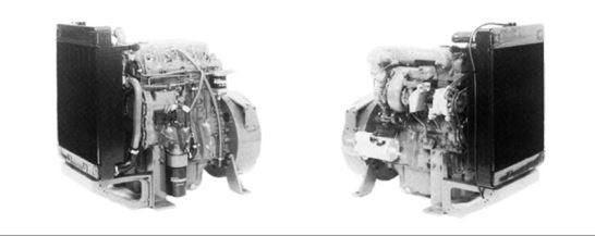 Запчасти к двигателям PERKINS 4.154